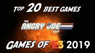 Video Top 20 Best Upcoming Games of E3 2019! MP3, 3GP, MP4, WEBM, AVI, FLV Juni 2019