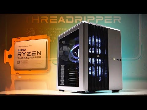 X399 & AMD Threadripper....The Ultimate PC Build?