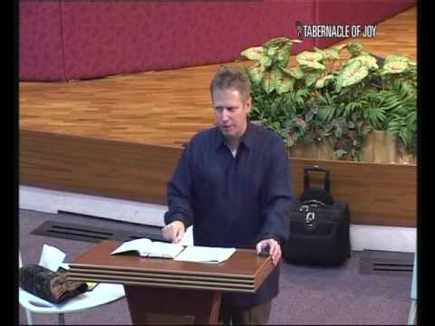 Holiness 2- Raymond Woodward Part 7 of 18