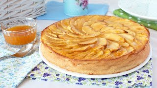 Learn how to make a delicious apple tart without crust. This homemade apple tart is quite easy to make and looks amazingly good!▼ INGREDIENTS LIST:- 5 apples- 120 g (4.2 oz) of sugar- 2 eggs- 175 ml (6 oz) of milk- 180 g (6.3 oz) of wheat flour- 1 1/2 teaspoon of baking powder- 3 tablespoons of apricot jam- 2 tablespoons of water- Flour and butter, for greasing⇨ Music ⇦Life of Riley by Kevin MacLeod is licensed under a Creative Commons Attribution license (https://creativecommons.org/licenses/by/4.0/)Source: http://incompetech.com/music/royalty-free/index.html?isrc=USUAN1400054Artist: http://incompetech.com/⇨ Subscribe to Very Easy Recipes! ⇦http://www.youtube.com/subscription_center?add_user=VeryEasyRecipes⇨ Follow us on Social Networks! ⇦- Twitter: http://twitter.com/VeryEasyRecipes- Facebook: http://facebook.com/VeryEasyRecipes- Instagram: http://instagram.com/VeryEasyRecipes- Google+: http://plus.google.com/+VeryEasyRecipesTweet and tag us in your recipe attempts!P.S. We are not native speakers of English, so we apologize if there are any incomprehensible words, typos or grammatical errors in this video. We hope you enjoy the recipe!