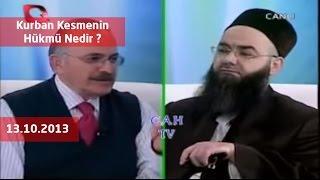 Kurban Kesmenin Hükmü Nedir? – Cübbeli Ahmet Hocaefendi
