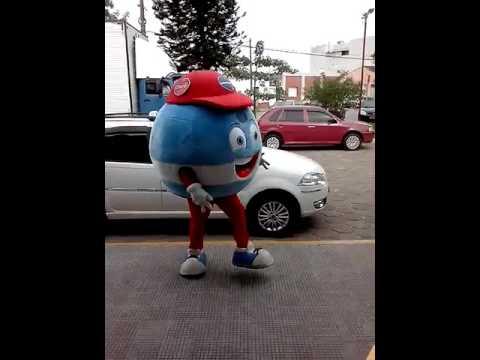 Mascote Obinito
