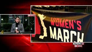 Marcha de las mujeres en Los Ángeles - Thumbnail