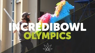 Incredibowl Olympics  //  420 Science Club by 420 Science Club