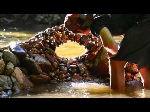 l'arte dei sassi in equilibrio, impressionante!