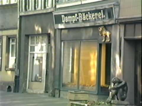 1990: Schweriner Stadtbilder vom 1. April1990
