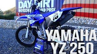5. 2016 Yamaha YZ250 2 stroke||Shaken not Stirred|| Motocross Action Magazine