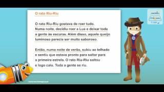 Escola Mágica | Leitura: O Rato Riu-Riu