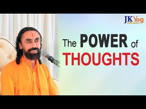 Positive quotes - The Power of Thoughts  Change Your Thoughts Change Your Life  Swami Mukundananda
