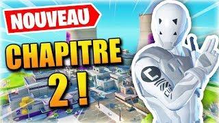 FORTNITE CHAPITRE 2 :  Ma première game & passe de combat !