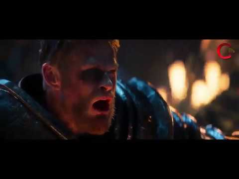 Avengers Infinity War Opening Scene in HINDI HD
