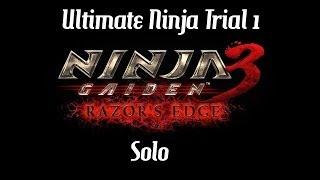 Video Ninja Gaiden 3:Razor's Edge-Ultimate Trial 1 (Solo) MP3, 3GP, MP4, WEBM, AVI, FLV Desember 2018