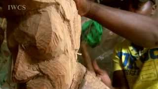 Carve Beyond Reality - Wood Carving Contest in Kenya