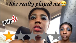 Video I WENT TO THE WORST REVIEWED MAKEUP ARTIST IN NEW YORK MP3, 3GP, MP4, WEBM, AVI, FLV Juni 2019