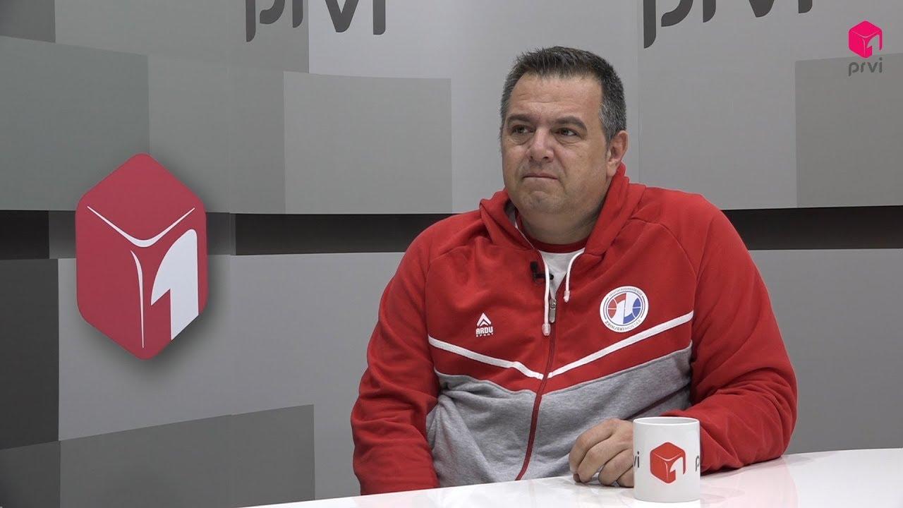 Hrvoje Vlašić: Veselim se utakmici u Čačku