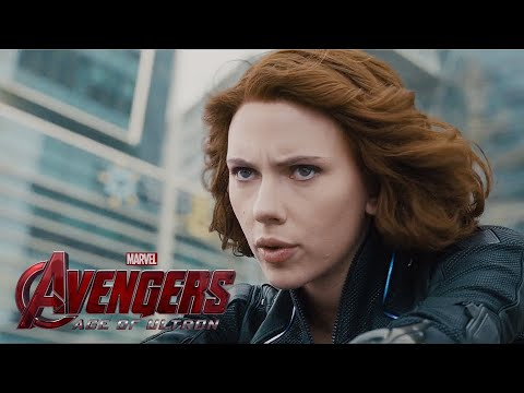 The Avengers:Age of Ultron - Captain America vs Ultron Part 1 HD