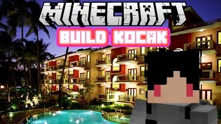 Video Minecraft Indonesia - Build Kocak (27) - Hotel! MP3, 3GP, MP4, WEBM, AVI, FLV Oktober 2017