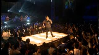 Kau Kuatku( Tiada Yang Mustahil ) - Sidney Mohede.Louder Than Life Live Concert.