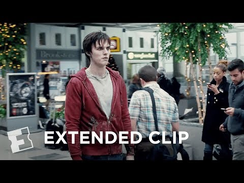 "Watch: First 4 Minutes of ""Warm Bodies"""