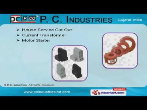 pcindustries - http://www.pcindustriesind.com/] Welcome to P. C. IndustriesManufacturer & Exporter of Electrical Products We are an ISO 9001:2008 certified company, established in 1995, at Gandhi nagar....