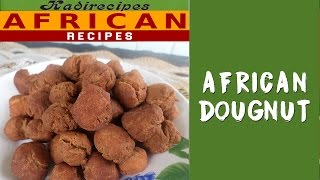 Let's get this video to 200 likes please !My Cookbook: https://www.amazon.com/dp/B00CIV5ITMFull Recipe: http://www.kadiafricanrecipes.com/african-donut.htmlFacebook: https://www.facebook.com/kadirecipesPage/Instagram: kadirecipesIngredients:INGREDIENTS:500 g flour1 cup of sugar1 egg250 ml warm milk 2 tsp active dry yeastVanilla 1 full tbsp butterOil for frying
