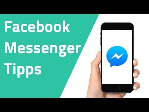 Die Top 10 besten Facebook Messenger Tipps