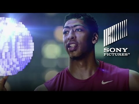 Pixels (Viral Video 'Anthony Davis vs. Pac-Man')