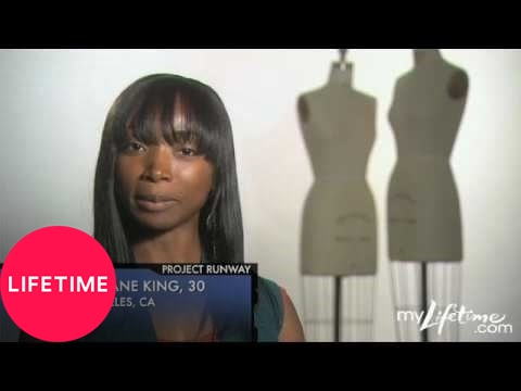 Project Runway: Christiane King's Exit Interview (S7, E1) | Lifetime