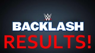 Nonton Wwe Backlash 2016 Full Results  Highlights  Film Subtitle Indonesia Streaming Movie Download