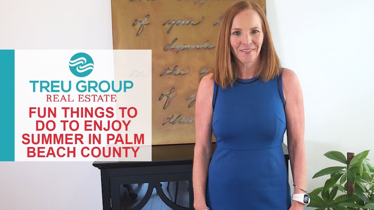 Fun Things To Do To Enjoy Summer in Palm Beach County
