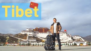 Lhasa, Tibet (西藏), China trip
