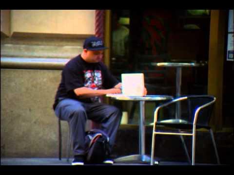 Charlie Coatney Graphic Designer - By Darryl Grogan - 35mm-documentary short