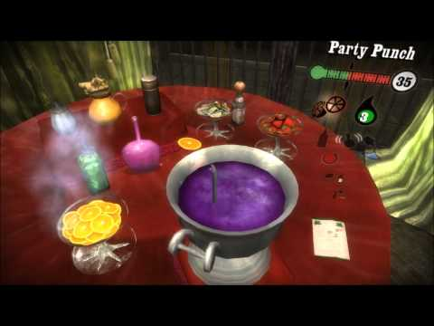 Harry Potter and the Half-Blood Prince Walkthrough-Part 6-Slughorn's Party!