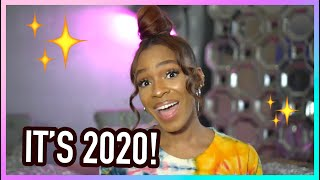 It's Been A While... What's Been Going On + 2019 Recap/2020 Goals by VICKYLOGAN