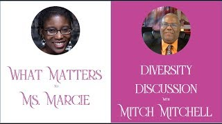 Diversity Discussion with Mitch Mitchell