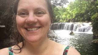 We discovered a new and absolutely breathtaking waterfall today. It was so lovely! Come with us and partake in the beauty...