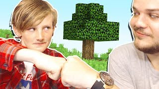 PLAYING MINECRAFT WITH A FAN!