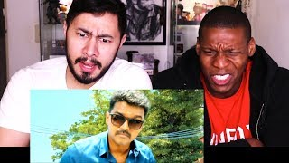 Video VIJAY - ROAD FIGHT SCENE | Reaction w/ Chris Jai Alex! MP3, 3GP, MP4, WEBM, AVI, FLV Desember 2018