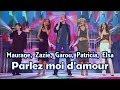 Garou, Elsa, Patricia, Maurane, Zazie - Parlez moi d'amour (ao vivo)
