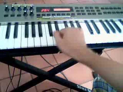Mini Tuto Piano en Salsa