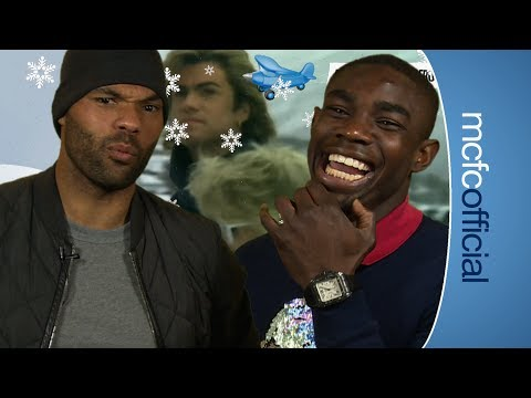 Video: FUNNY! MICAH, JOLEON & WHAM | Advent Calendar | December 7