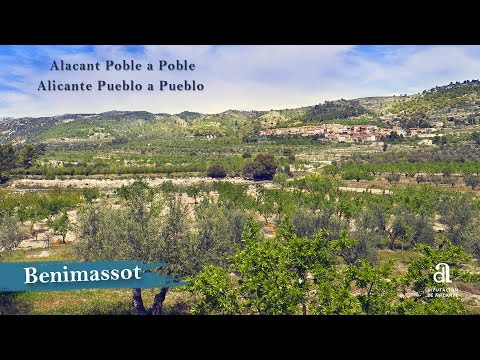 BENIMASSOT. Alicante pueblo a pueblo
