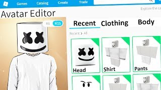 Video MAKING MARSHMELLO A ROBLOX ACCOUNT MP3, 3GP, MP4, WEBM, AVI, FLV Agustus 2018