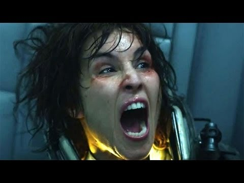 prometheus trailer 2 - Prometheus 3 minutes length trailer with a new alien inside ! A new trailer of the upcoming and anticipated Alien movie. Join us on Facebook ! http://faceboo...