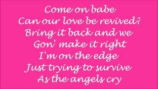 Video Mariah Carey ft. Ne-Yo- Angels Cry with lyrics download in MP3, 3GP, MP4, WEBM, AVI, FLV January 2017
