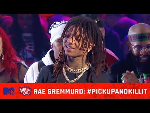 Swae Lee of Rae Sremmurd Flys High ✈️ | Wild 'N Out | #PickUpAndKillIt