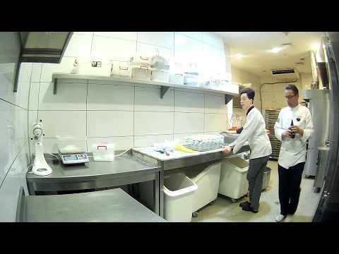 Pastanede ufak bir çalışma Vlog 2