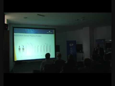 (part 1) Prof. Bozidar Pavelic – Ozone in Dentistry — Clinical