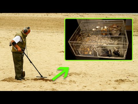 Most Incredible Finds Unearthed by a Metal Detector!