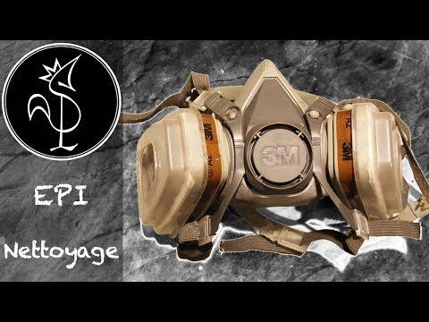 EPI : masque respiratoire, comment le nettoyer à fond